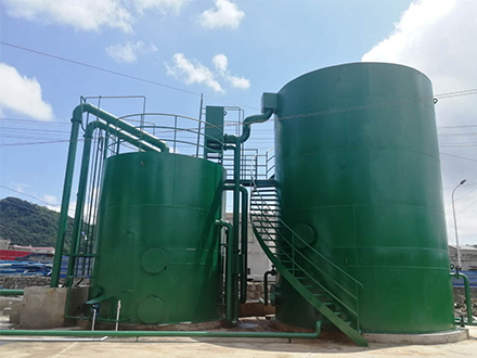 贵州煤矿废水改造工程