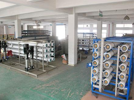 机械加工清洗废水处理解决方案