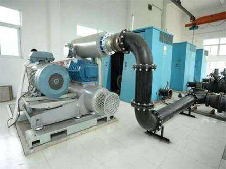 jbo竞博体育环境为某电化公司罗茨风机房做噪声工程