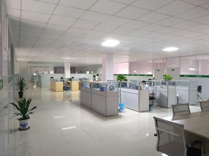 技术部办公区