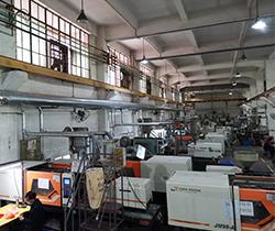 东莞某磨料公司注塑废气处理项目