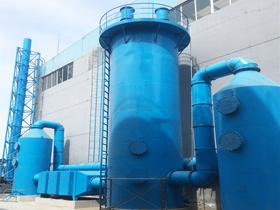塑料行业废气处理