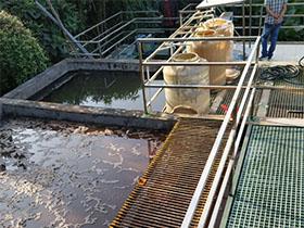 广东某屠宰厂废水处理项目