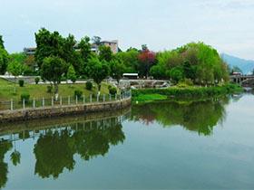 河涌黑臭水体生态修复