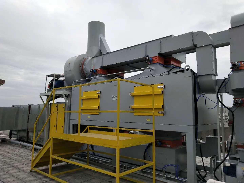 电子厂废气处理解决方案
