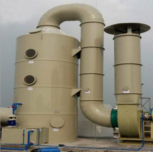 PCB电路板废气处理解决方案