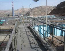 新型煤化工废水的处理方法